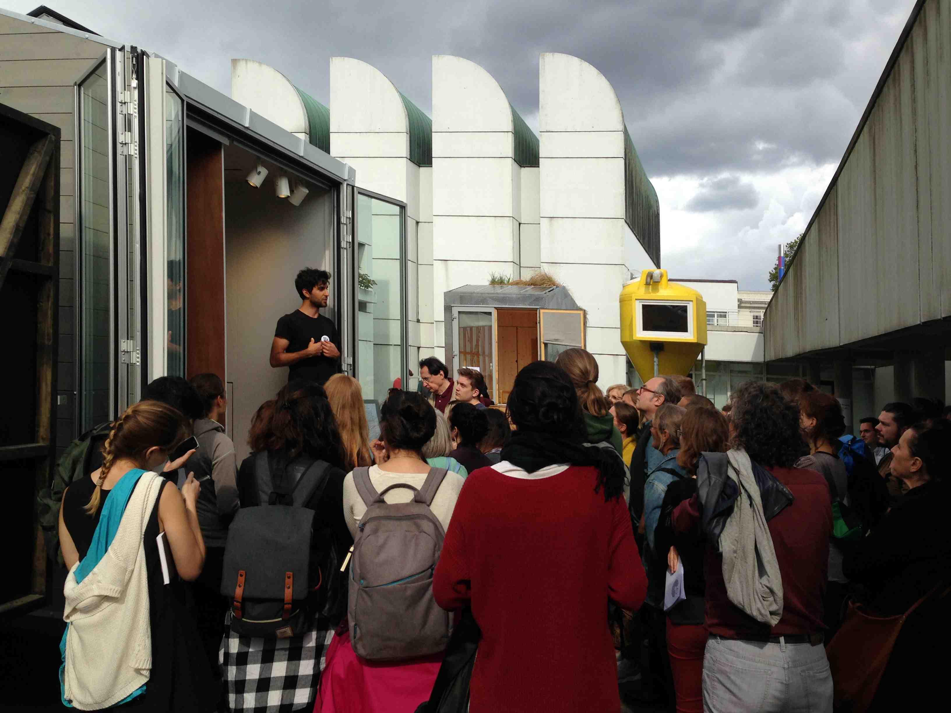 aVOID at Bauhaus Campus 3